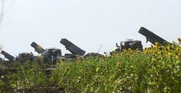 ЕС предлагает начать переговоры о перемирии на Украине