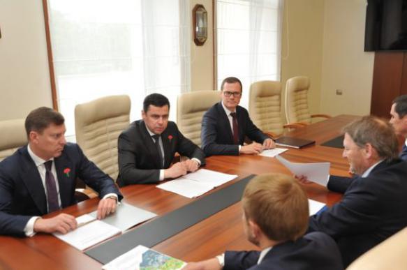 Дмитрий Миронов рассказал о поддержке предпринимателей Ярославской области
