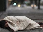 И.Кусков: Бездомный — Господь в образе нищего