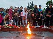 День памяти и скорби: Молодежь в Иваново чтит подвиг предков