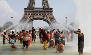 Европе предрекли более частые периоды экстремальной жары