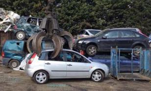 Вор прислал хозяину авто фото уничтожаемой машины