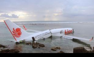 Упавший в море Boeing-737 за день до катастрофы передавал SOS
