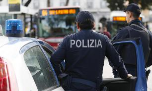 Итальянец пытался ограбить кафе, угрожая леденцом