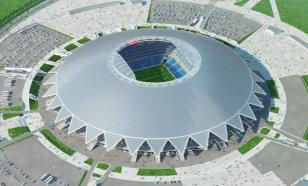 """Оренбург"" планирует проводить матчи на стадионе в Самаре"