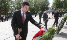 В Калининграде почтили память погибших в Великой Отечественной войне