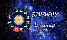Астролог: рожденные 04.06 горды