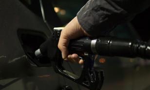 На АЗС Красноярска перед прямой линией с Путиным упали цены на бензин