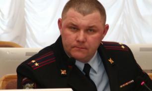 В Москве по подозрению в пьяной драке задержали главу УМВД города Омска