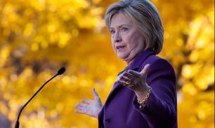 """Рабочий класс США не хочет дружить с """"госпожой Хиллари"""""""