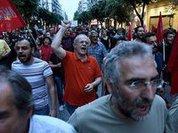 """Греция начнет """"звездопад"""" с флага ЕС"""
