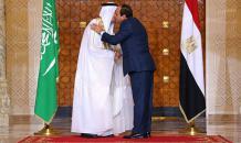 На Ближнем Востоке строят новую ось