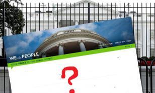 Петиция о Ходорковском исчезла с сайта Белого дома - надоело обнулять?