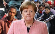 Германия обвиняет Меркель в изнасиловании и убийстве
