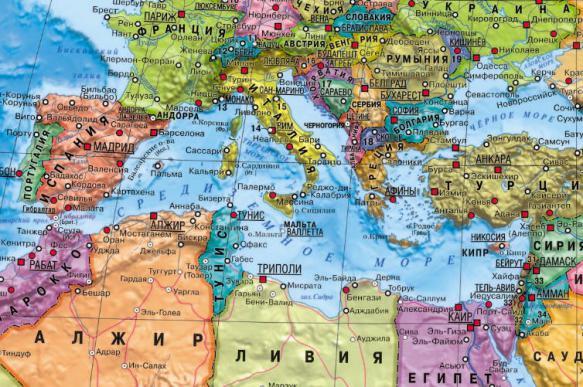 Греция просит США отреагировать на действия Турции у берегов Кипра