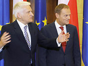"Польша отправит ЕС в ""натиск на Восток"""