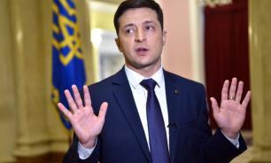 Зеленский представил план по урегулированию конфликта в Донбассе