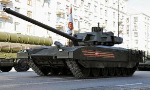 В Москве провели первую ночную репетицию парада Победы