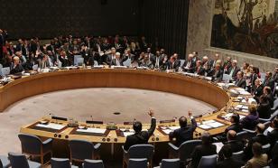 Резолюцию о применении химоружия в Сирии принял СБ ООН