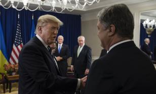 """Театр двух актеров: чем """"блеснули"""" Трамп и Порошенко"""