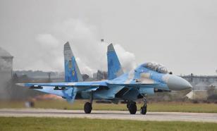 Погибший в Су-27 начальник авиации бомбил Донбасс