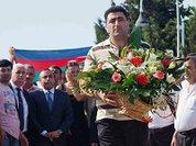 За убийство армянина - погоны майора