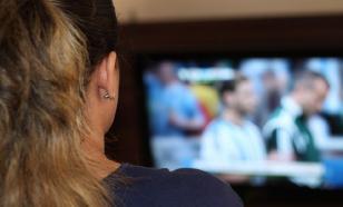 Названа опасность длительного пребывания перед телевизором