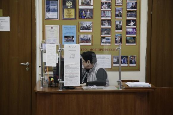 В тульской школе искусств в туалет пускают по паспорту