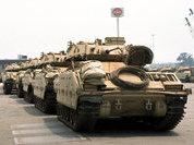 США готовятся к войне с Россией, стягивая свои танковые войска в Европу