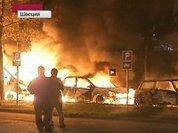 Швеция корчится в иммигрантском огне
