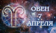 Астролог: рожденные 07.04 - воины