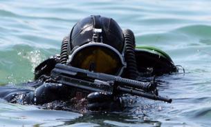 Подводный спецназ уничтожил группу боевиков