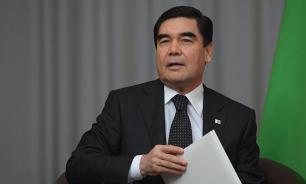 В Туркмении идет замена портретов президента в госучреждениях