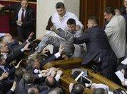 Русский язык выиграл первый бой в Раде