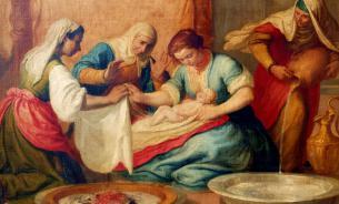 Отец Александр: почему крещение - таинство