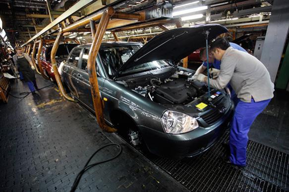 По продажам в Европе Lada обошла Porsche и Lexus
