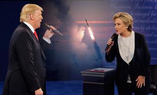 """""""У Клинтон во всем виноват Путин. И велосипедисты"""""""