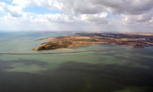 Американский разведчик замечен недалеко от Крыма и моста