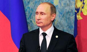 """Путин о скандале в ФИФА: """"Происки Запада? Есть конечно, как без происков"""""""