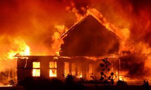 Под Тулой сожгли молельный дом мусульман