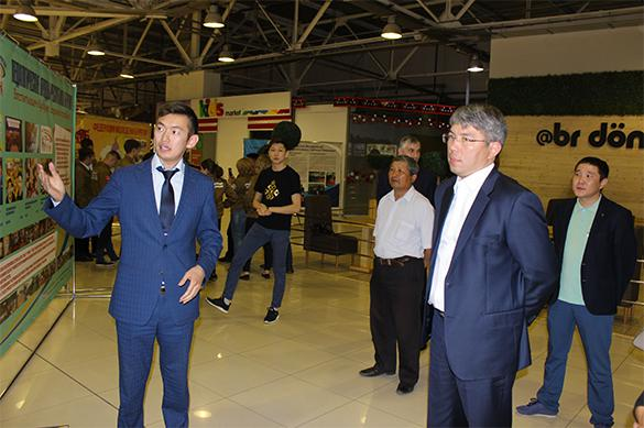Молодые предприниматели рассказали врио главы Бурятии об успехах и проблемах
