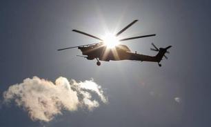 При крушении вертолета в Греции погибли двое россиян