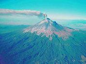 Цивилизацию майя создали вулканы?