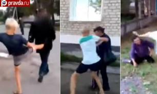 """Подростки в Приамурье играли в """"забей прохожего"""""""