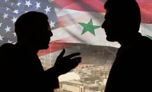 США провели тайные переговоры в Дамаске и потребовали концессий