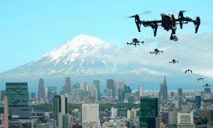 Полеты дронов над объектами Олимпиады-2020 запретили в Японии