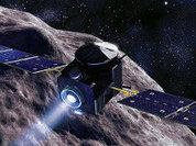 Внутри астероида - целый океан?