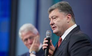 Петр Порошенко обвинил Россию в убийстве тысяч людей на Донбассе