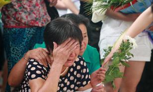 В Китае начали запрещать похороны и отнимать гробы