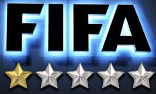 ФИФА отстранила от футбола россиянина Шпрыгина